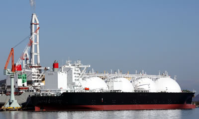 LNG · LPG carrier